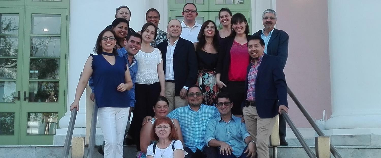Meeting San Juan