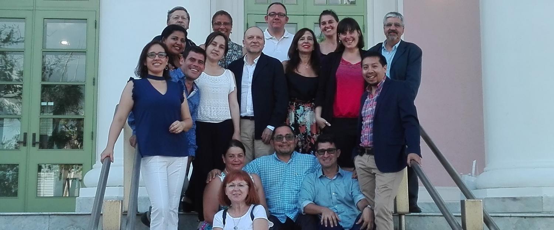 Encuentro en San Juan