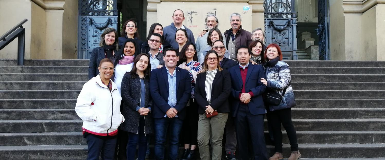 VI Encuentro Montevideo